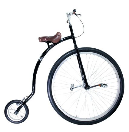 Gentlemen bike - 36''/12'' black  - art. 1302