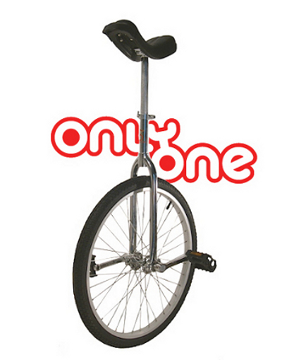 Only-One 24'' cromo - art. 19007